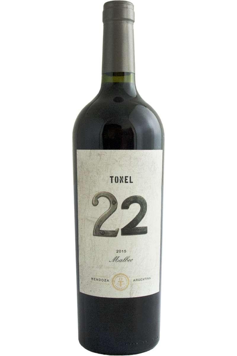 Malbec, Tonel 22, Bodega Los Toneles, Mendoza, Argentina, 2017