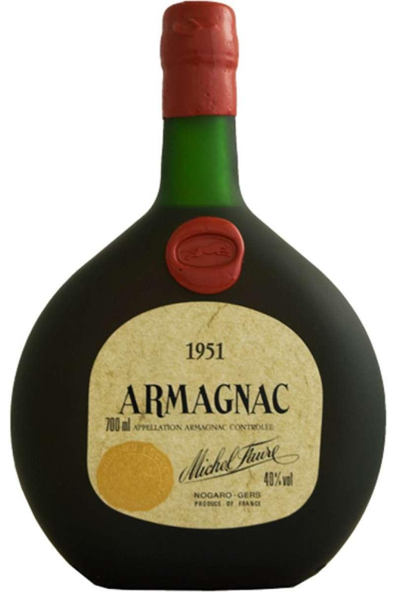 Armagnac, Michel Faure, Nogaro Gers, France, 1951