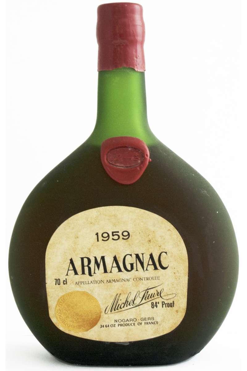 Armagnac, Michel Faure, Nogaro Gers, France, 1959