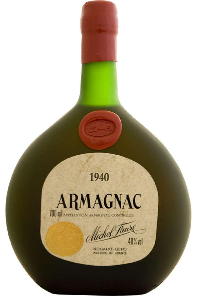 Armagnac, Michel Faure, Nogaro Gers, France, 1940