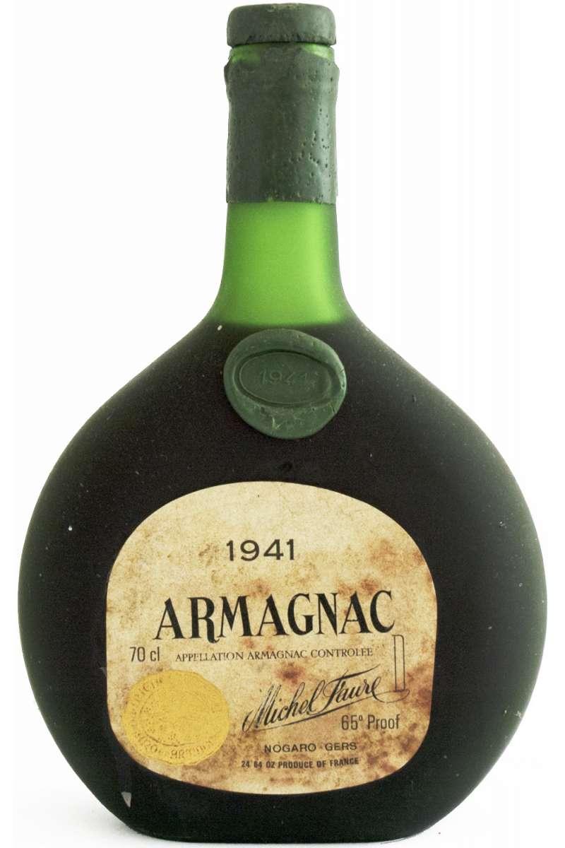 Armagnac, Michel Faure, Nogaro Gers, France, 1941
