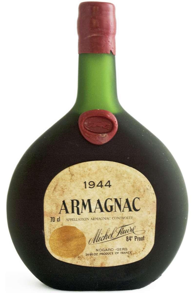 Armagnac, Michel Faure, Nogaro Gers, France, 1944