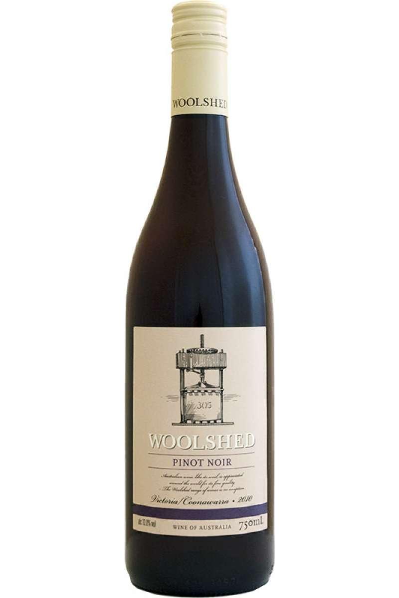 Pinot Noir, Woolshed, Victoria, Austalia