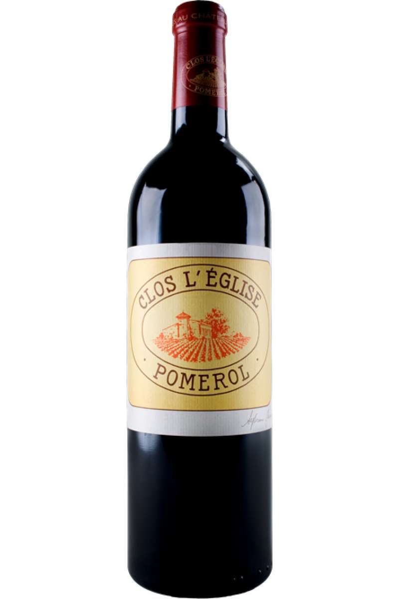 Chateau Clos L'Eglise, Pomerol, Bordeaux, France, 1973