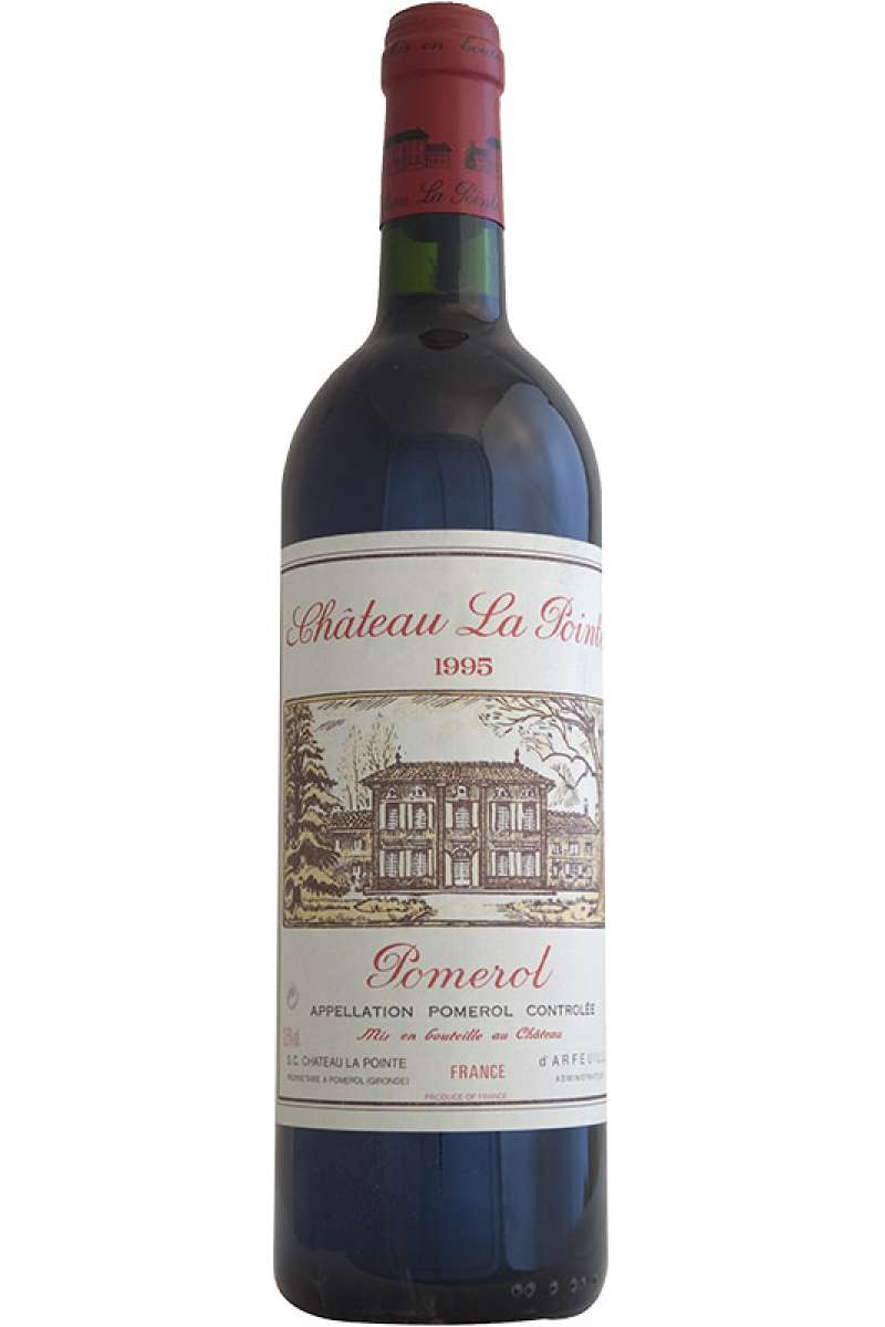 Chateau La Pointe, Pomerol, Bordeaux, France, 1995