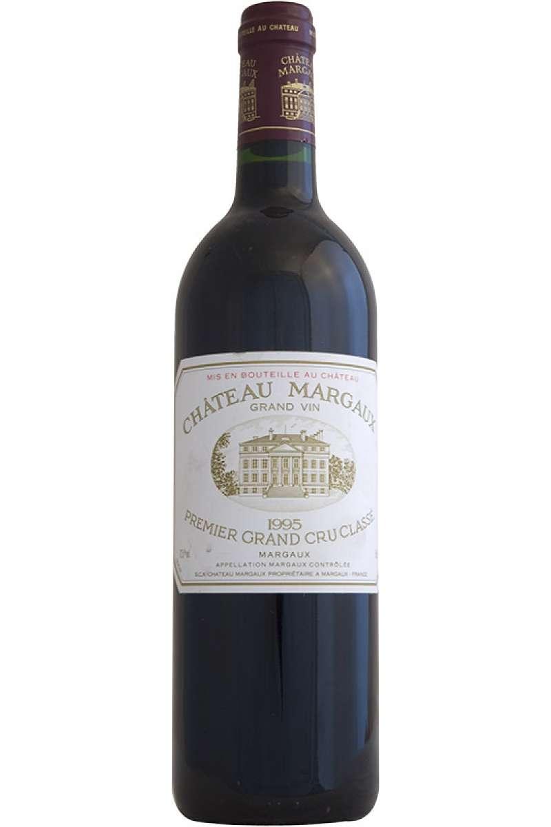 Chateaux Margaux, 1er Grand Cru Classé, Margaux, France, 1995