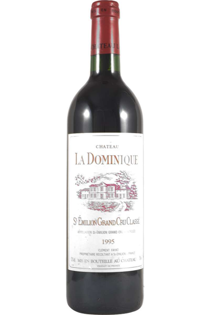 Chateau Dominique, Grand Cru Classé, Saint-Émilion, Bordeaux, France, 1995