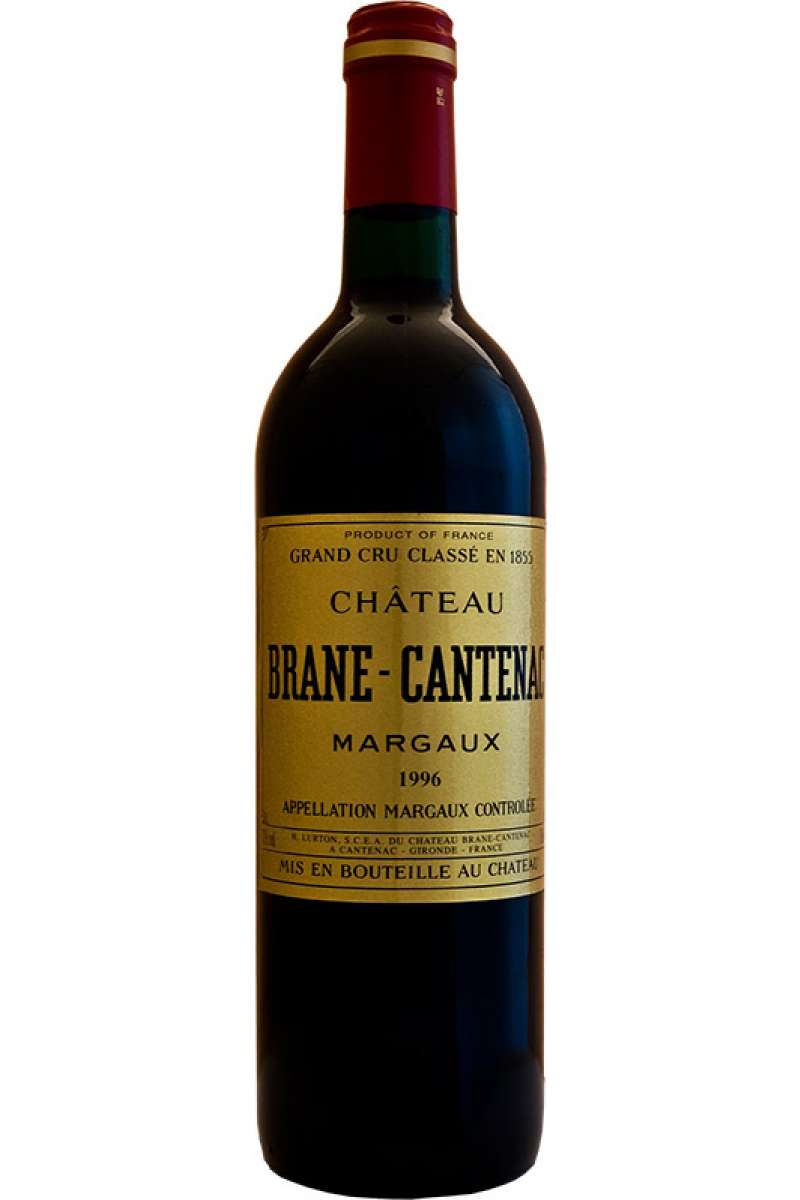 Chateau Brane Cantenac, 2éme Grand Cru Classé, Margaux, France, 1996