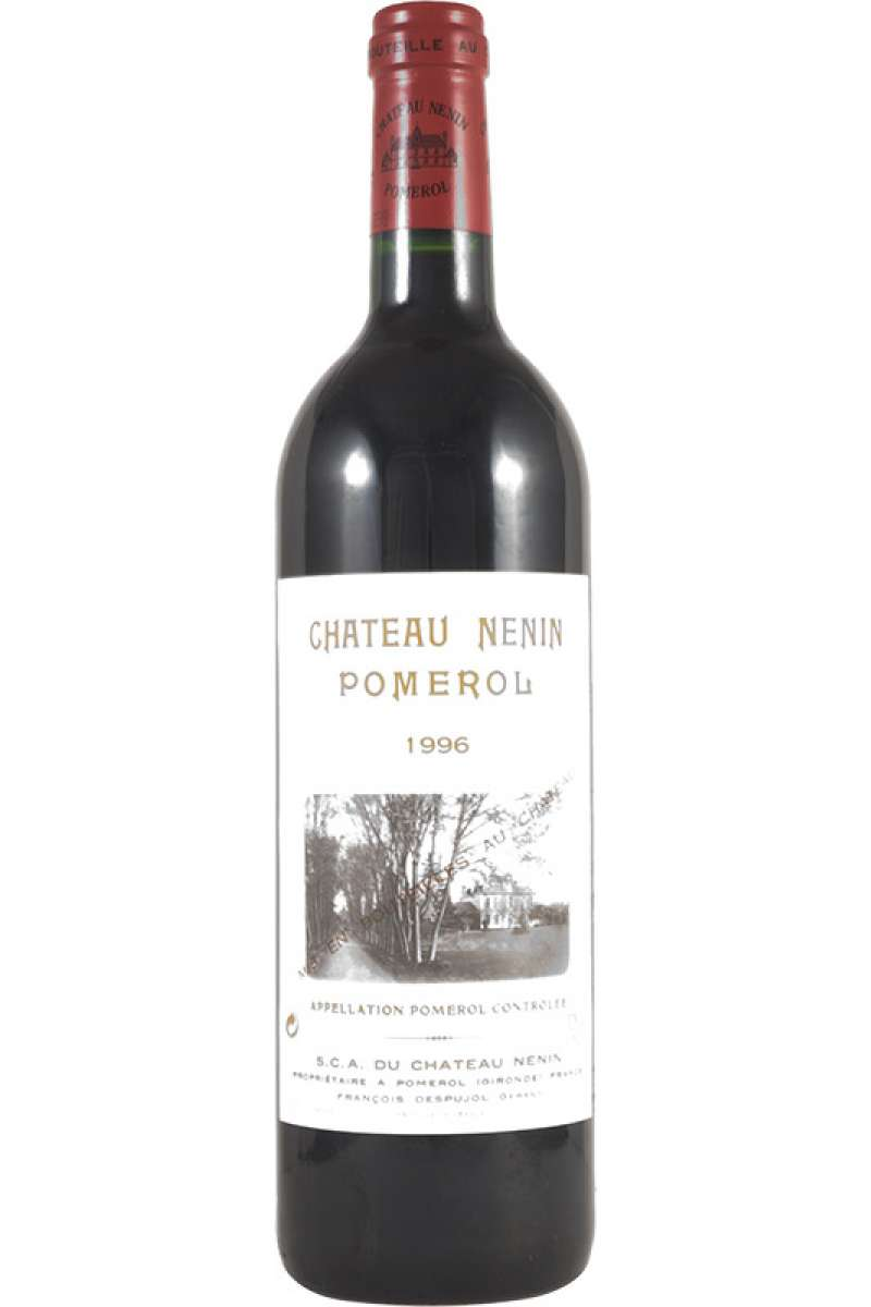 Château Nenin, Pomerol, Bordeaux, France, 1996