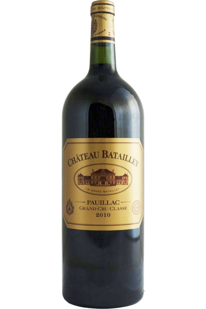 Chateau Batailley, 5éme Grand Cru Classé, Paulliac, Bordeaux, France, 2010 (Magnum - 150cl)