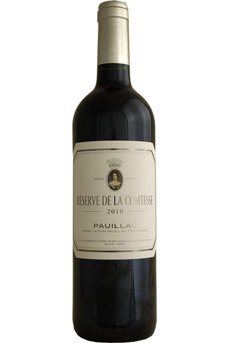 Reserve de la Comtesse de Lalande, 2nd Wine of Château  Pichon Longueville, Pauilliac, Bordeaux, France 2015