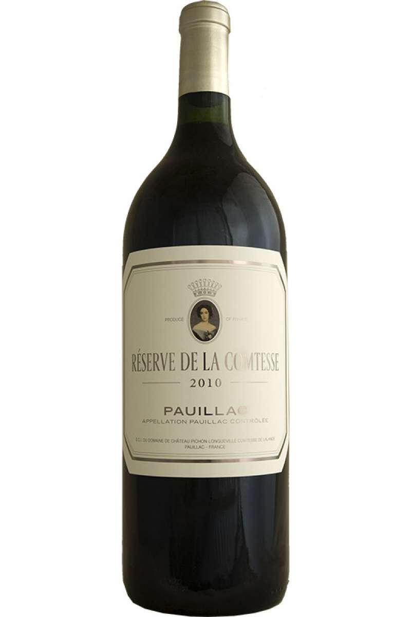 Reserve de la Comtesse, 2nd Wine of Chateau Pichon Longueville, Comtesse de Lalande, Pauillac, Bordeaux, France, 2010 (Magnum - 150cl)