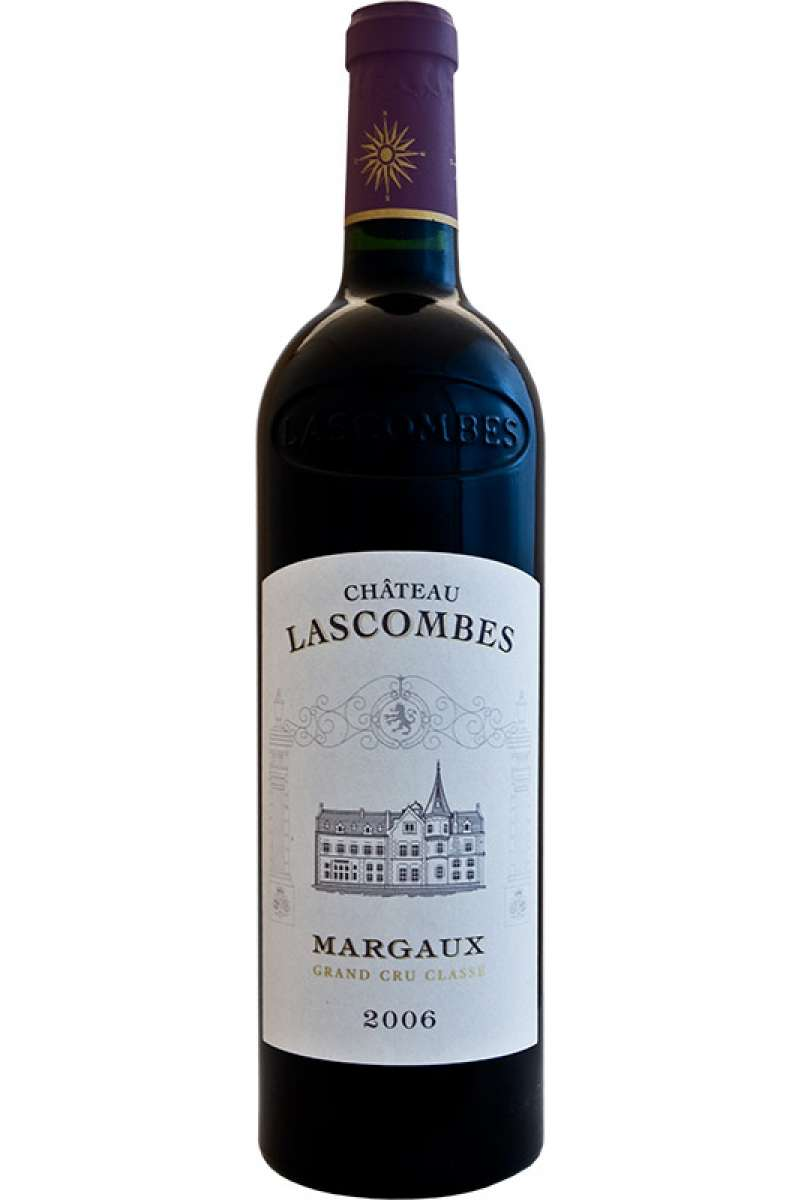 Chateau Lascombes, Grand Cru Classe, Margaux, France, 2006