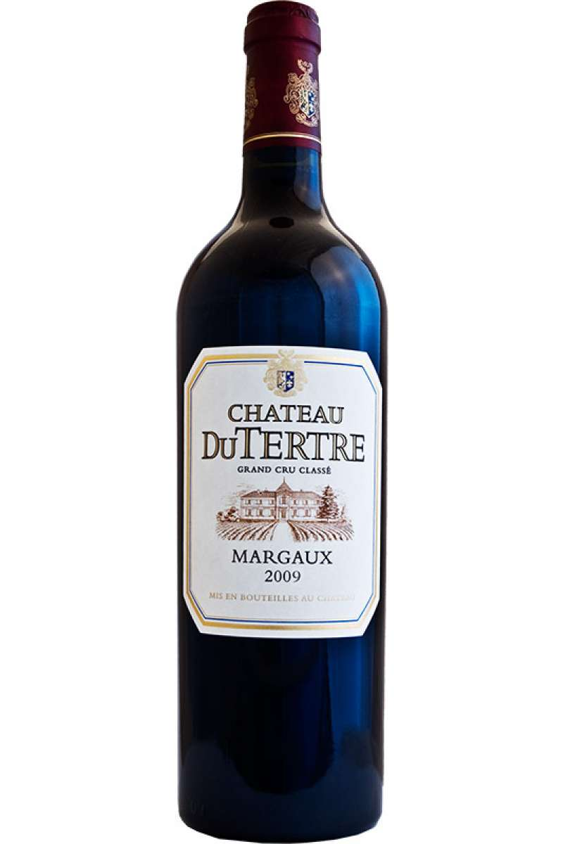 Chateau du Tertre, Grand Cru Classe, Margaux, France, 2009