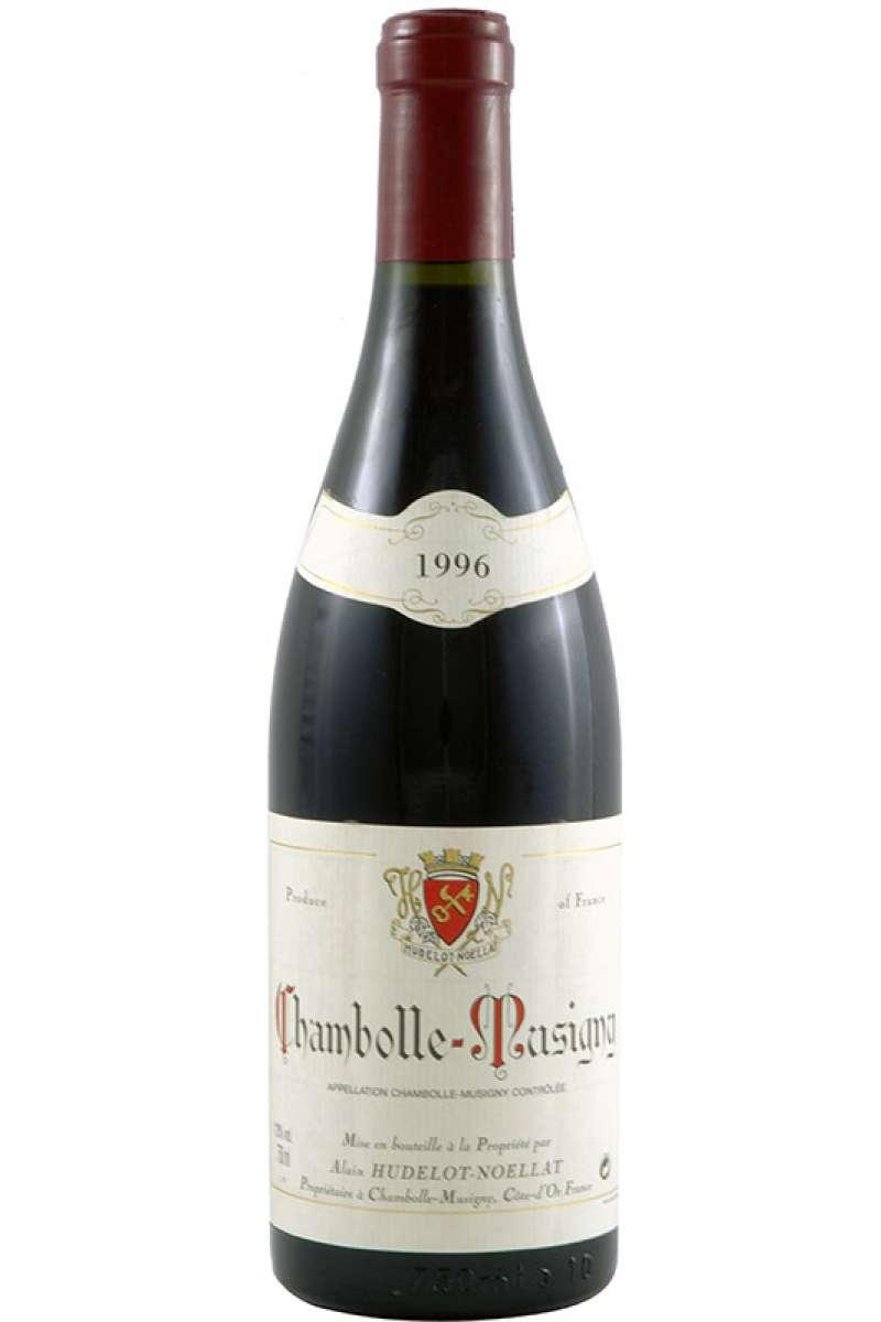 Chambolle Musigny, Domaine Alain Hudelot-Noellat, Bourgogne, France, 1996