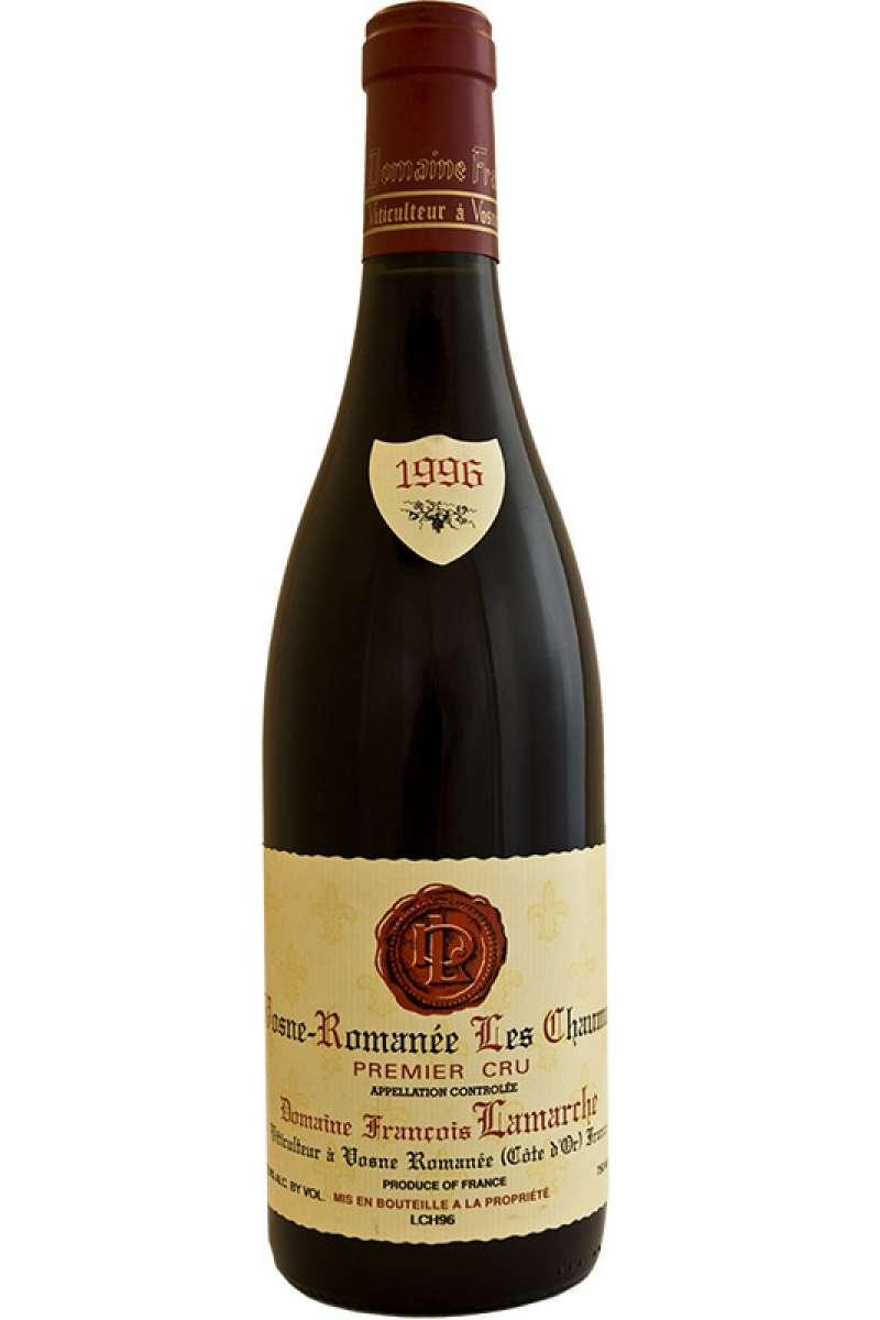 Vosne Romanée Les Chaumes 1er Cru, Domaine Francois Lamarche, Bourgogne, France, 1996