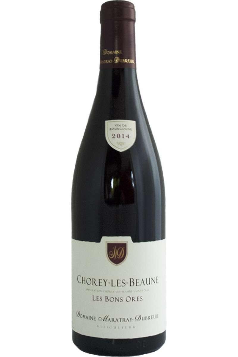 Chorey-les-Beaune, Les Bons Ores, Domaine Maratray Dubreuil, Burgundy, France, 2017 (Half Bottle - 37.5cl)