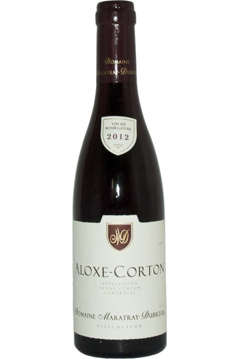 Aloxe-Corton, Domaine Maratray Dubreuil, Burgundy, France, 2013 (Half Bottle - 37.5cl)