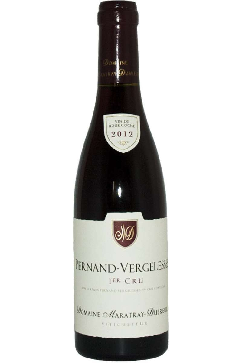 Pernand Vergellesses 1er Cru, Maratray Dubreuil, Bourgogne, France, 2012 (Half Bottle - 37.5cl)