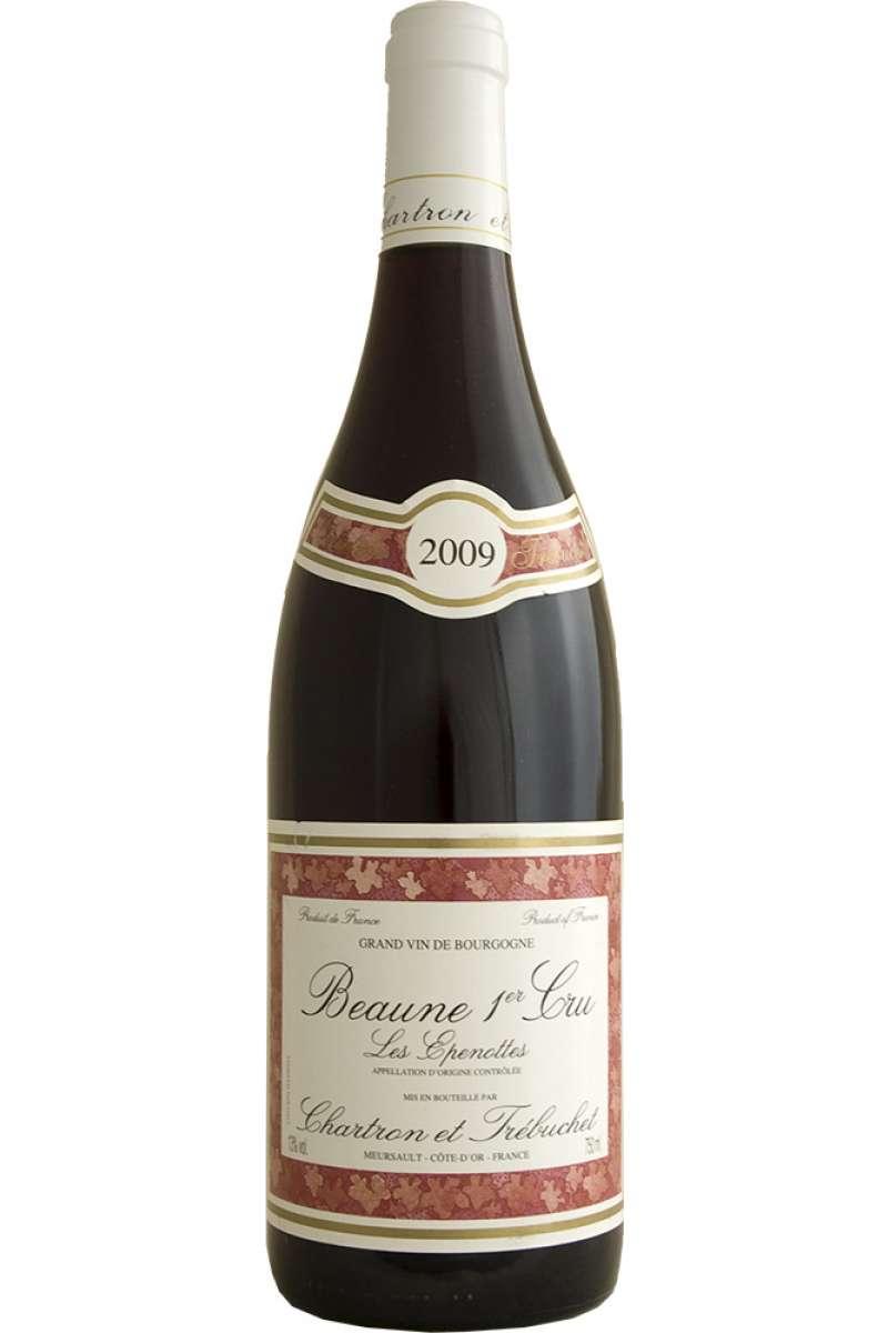 Beaune 1er Cru, Les Epenottes, Chartron et Trebuchet, Bourgogne, France, 2009