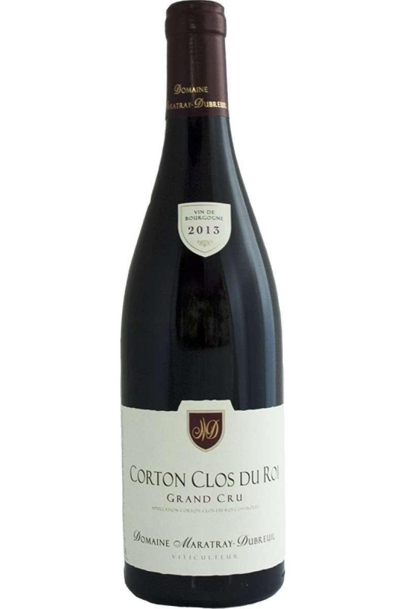 Corton Clos du Roi, Grand Cru, Domaine Maratray Dubreuil, Burgundy, France, 2014