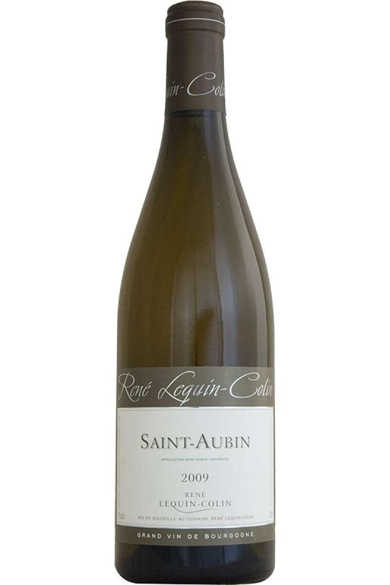 Saint Aubin, Domaine René Lequin-Colin, Burgundy, France, 2009