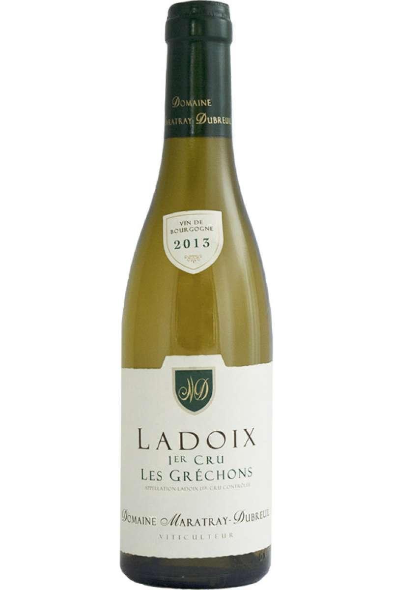 "Ladoix Blanc, 1er Cru, ""Les Grechons"", Domaine Maratray-Dubreuil, Bourgogne, France, 2017 (Half Bottle - 37.5cl)"