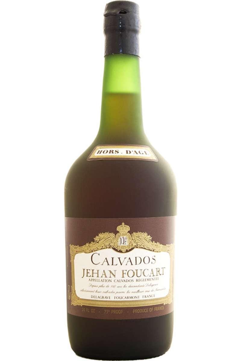 Calvados, Hors d'Age, Jehan Foucart, Pays d'Auge, France