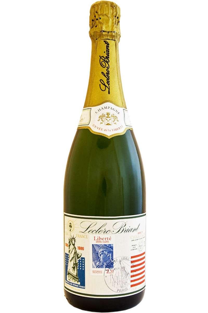 Champagne, Leclerc Briant, Cuvée de la Liberte, France, 1986