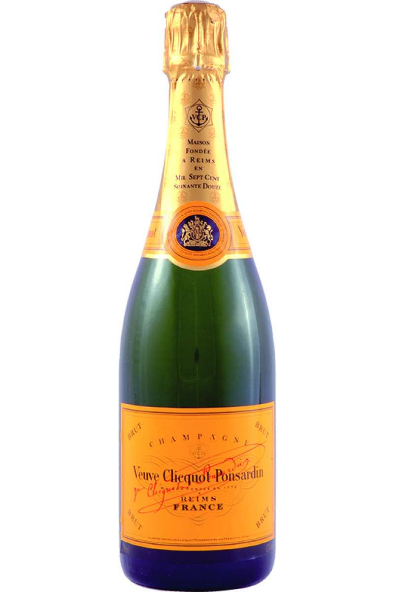 Champagne, Veuve Clicquot Ponsardin, Yellow Label, Brut, Reims, France