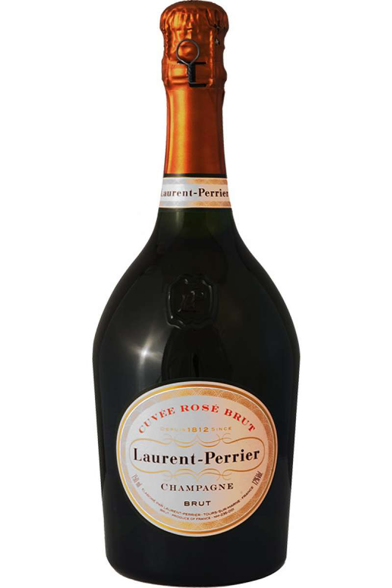 Champagne, Brut Rosé, Laurent Perrier, Tours sur Marne, France