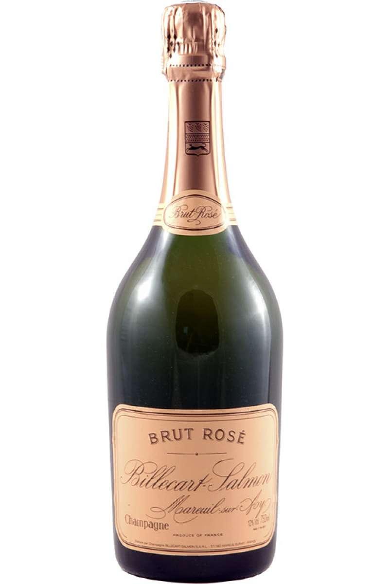Champagne, Rosé, Billecart Salmon, Mareuil-Sur-Ay, France
