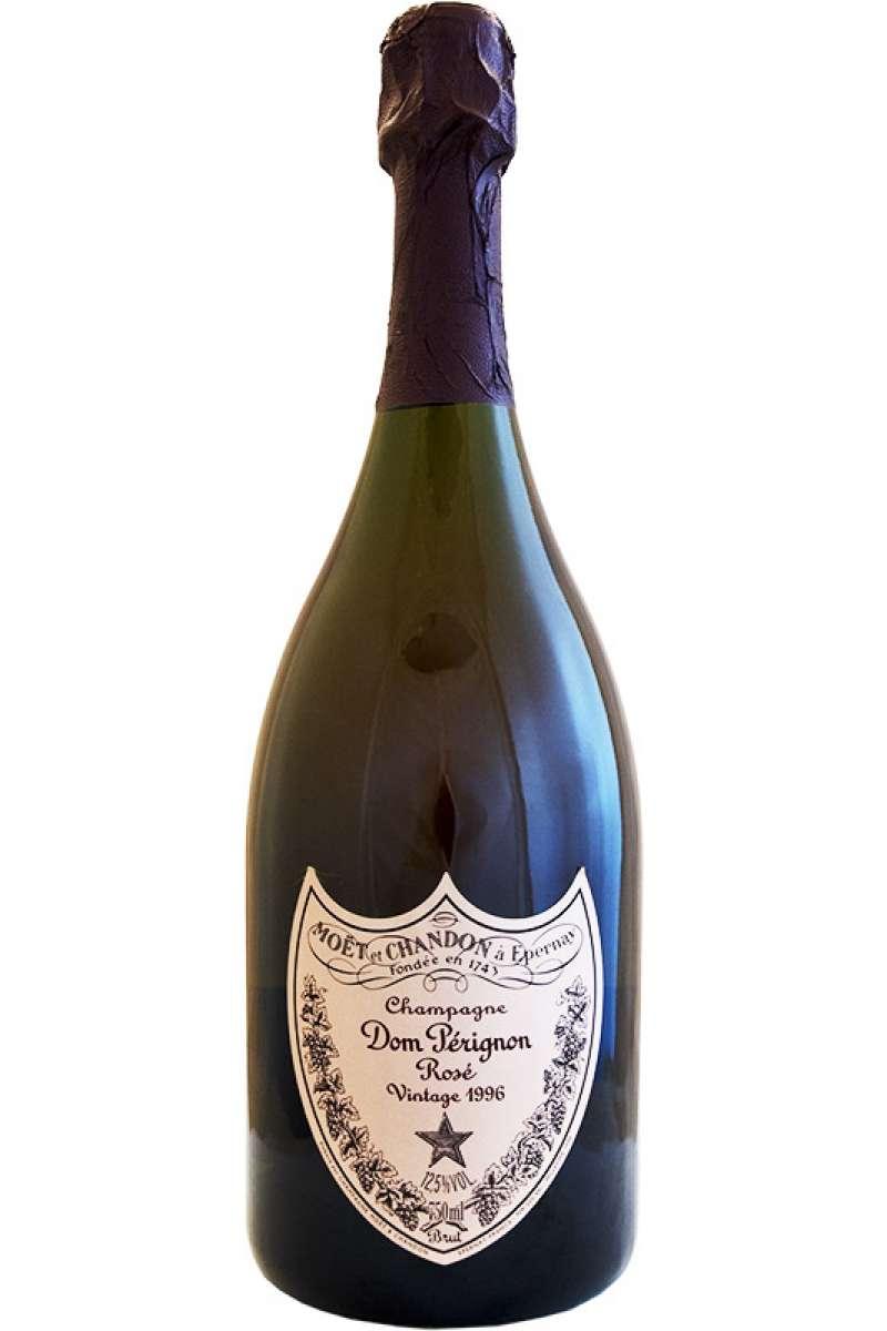 Champagne, Rosé, Dom Perignon, Vintage, Epernay, France, 1996