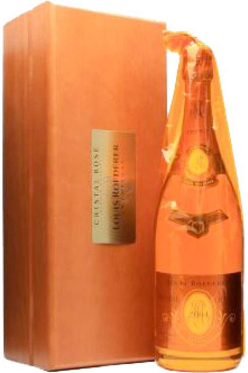Champagne, Rosé, Louis Roederer, 'Cristal', France, 2004