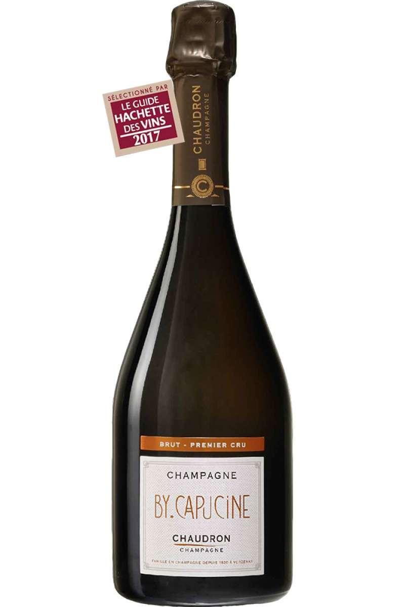 Champagne, Cuvée Capucine, 1er Cru, Chaudron, France