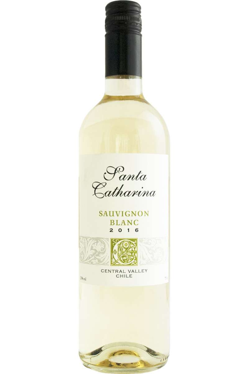 Sauvignon Blanc, Santa Catharina, Central Valley, Chile, 2018
