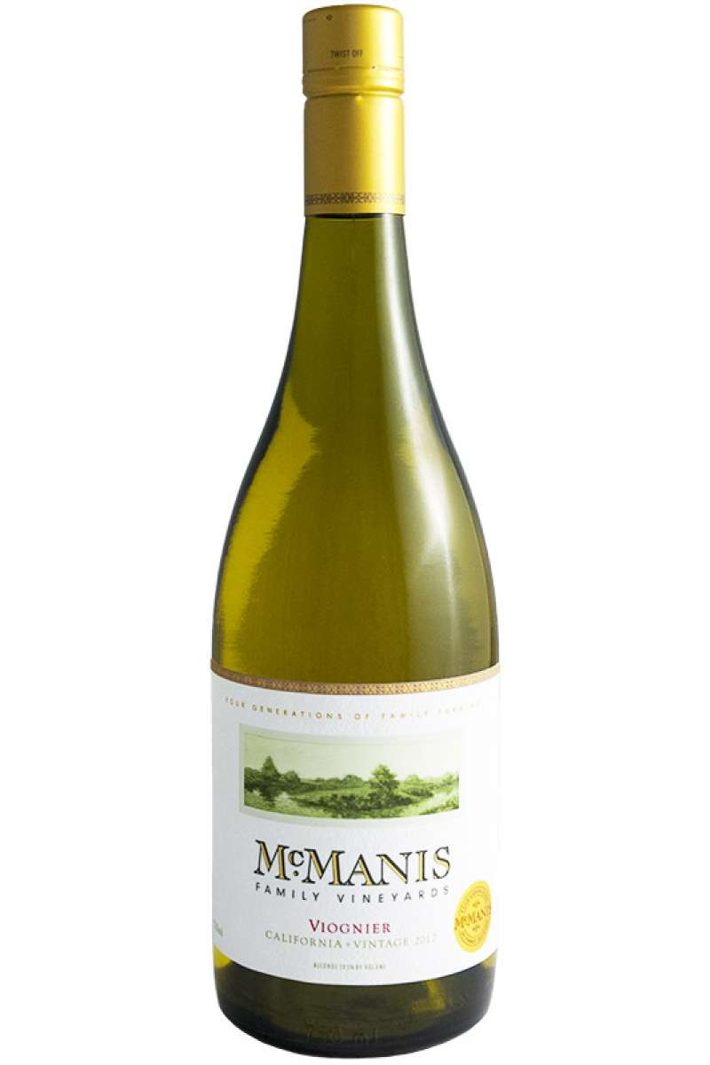 Viognier, McManis Family Vineyards, California, USA, 2017