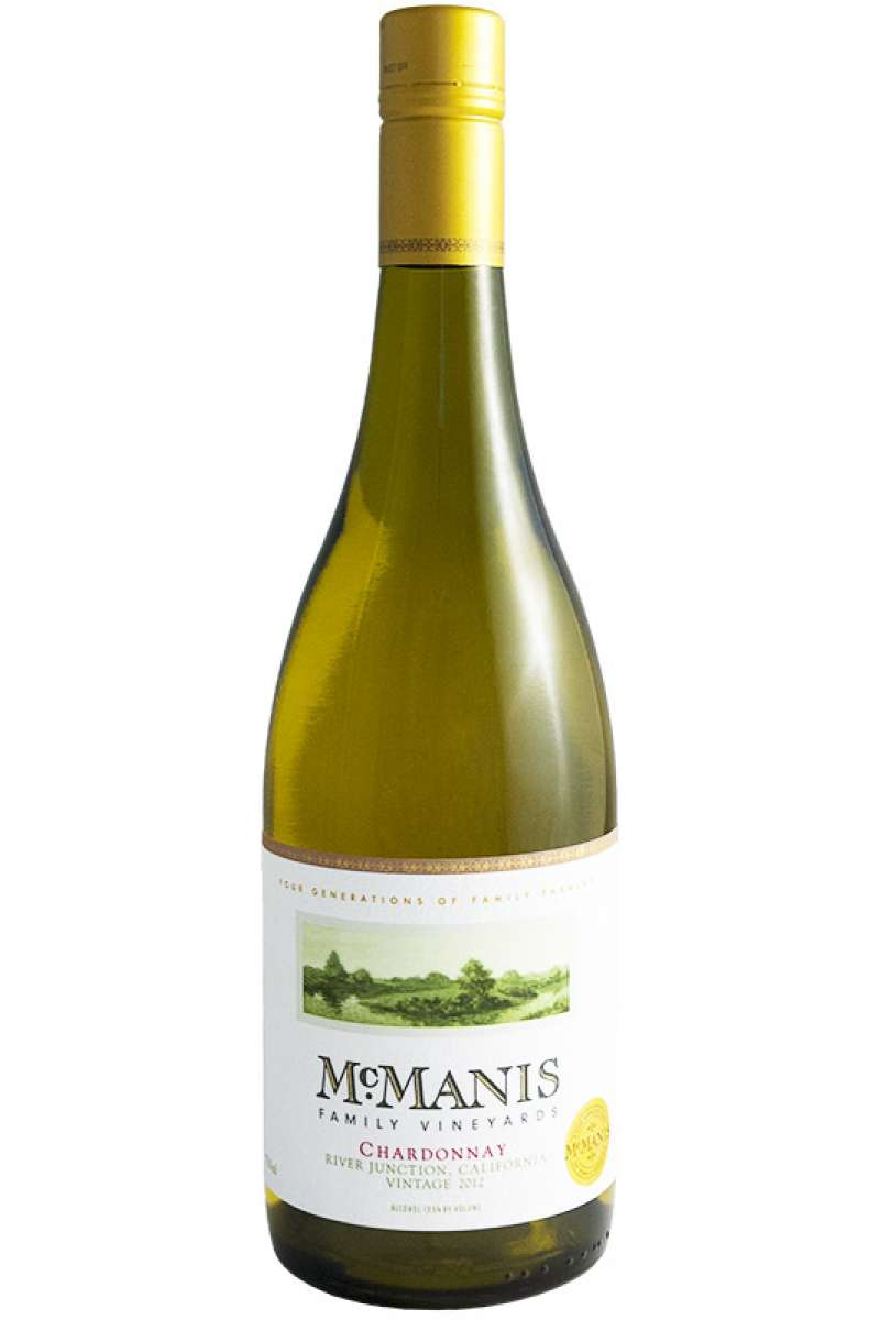 Chardonnay, McManis Family Vineyards, California, USA, 2017