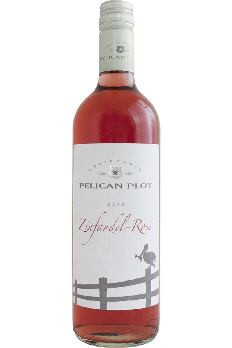 Zinfandel Rosé, Pelican Plot, California, USA