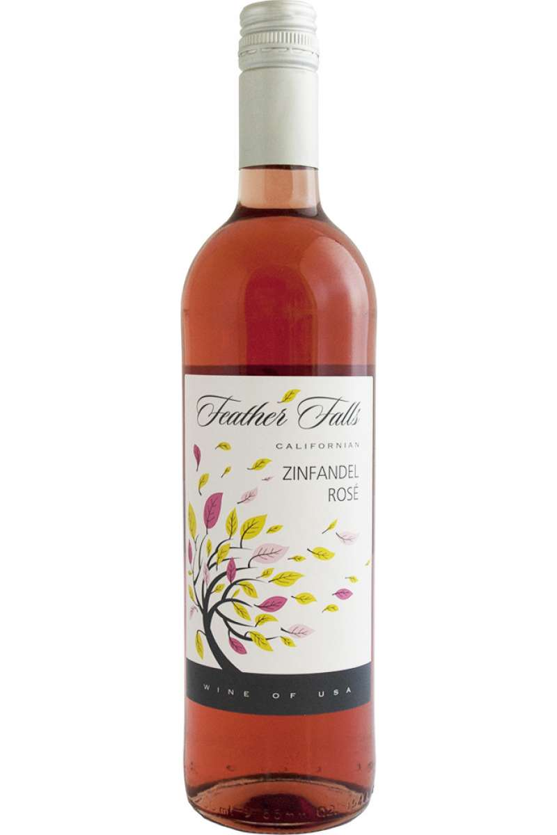 Zinfandel Rosé, Feather Falls, California, USA, 2017
