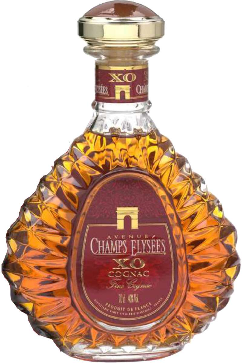 Cognac, XO, Champs-Elysees, France (70cl)