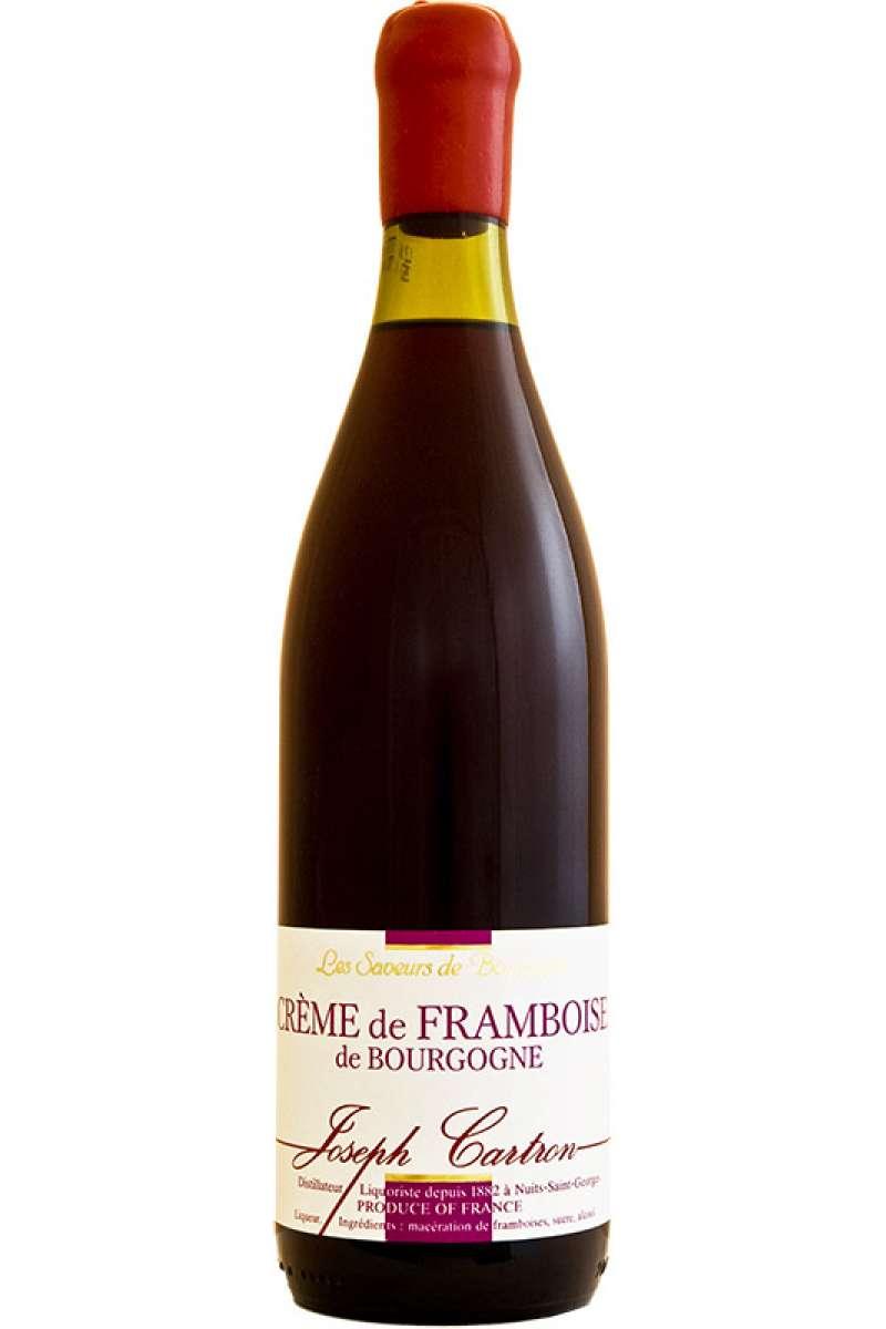 Crème de Framboise de Bourgogne, Raspberry Liqueur, Joseph Cartron, Nuits-Saint-Georges, France