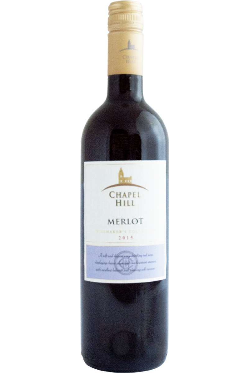 Merlot, Winemaker's Selection, Chapel Hill, Hungary, 2015