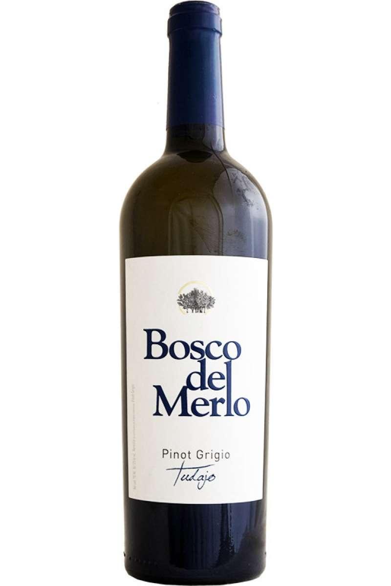 Pinot Grigio Cru, Tudajo, Bosco del Merlo, Lison-Pramaggiore DOC, Veneto, Italy, 2017