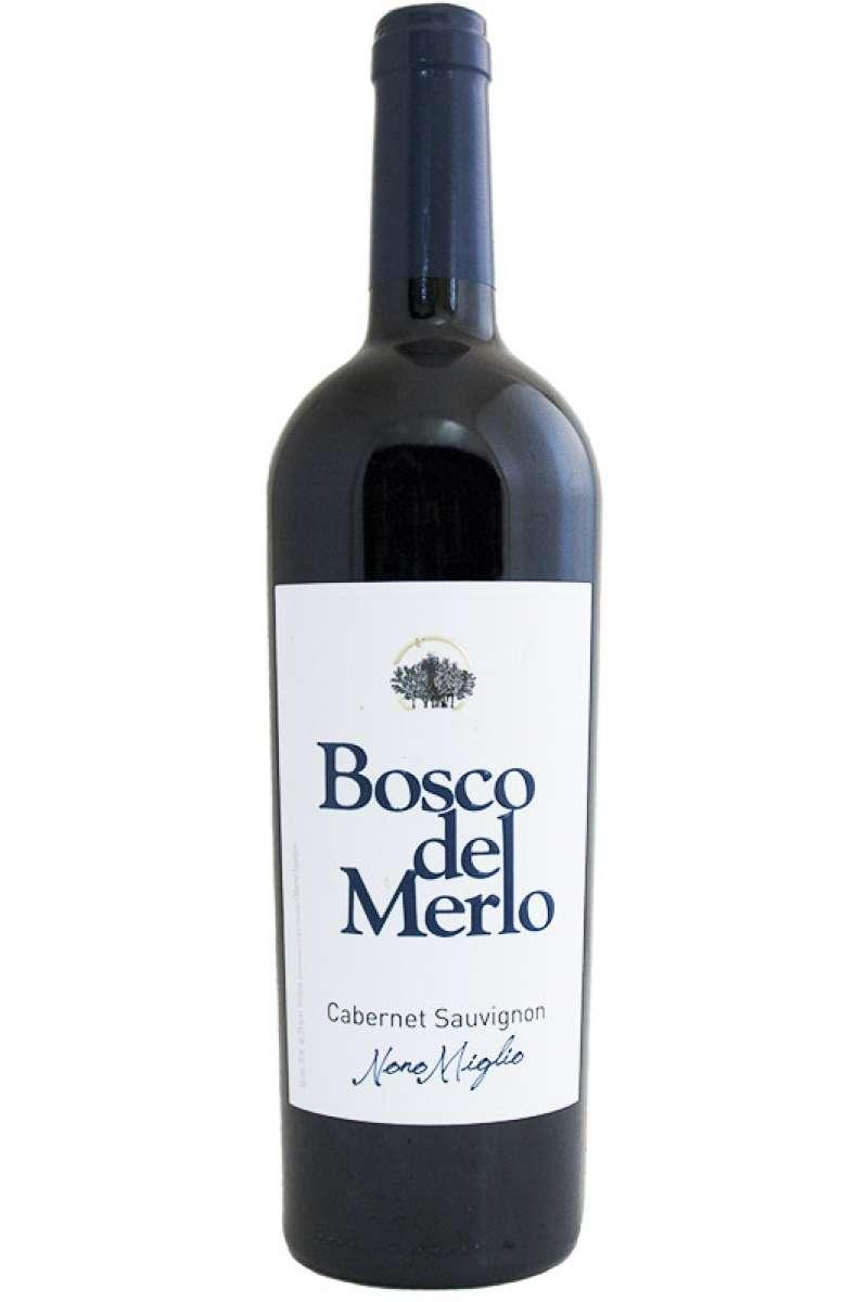 Cabernet Sauvignon Cru, Bosco del Merlo, Lison-Pramaggiore DOC, Veneto, Italy, 2017