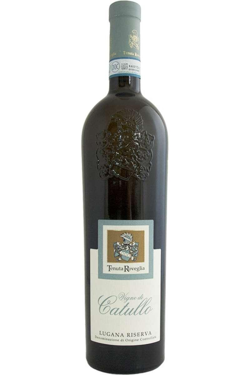 Lugana Riserva DOC, Vigne di Catullo, Tenuta Roveglia, Lake Garda, Italy, 2016