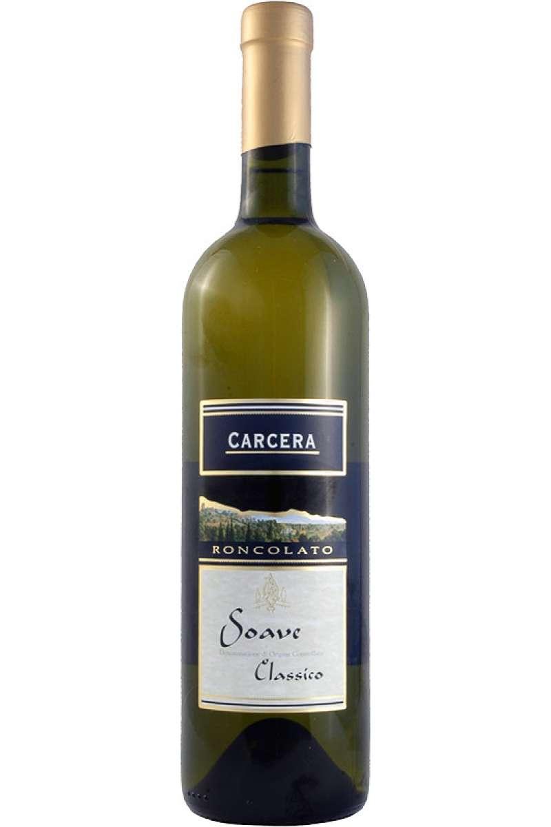 Soave Classico, DOC, Carcera, Roncolato, Veneto, Italy, 2014