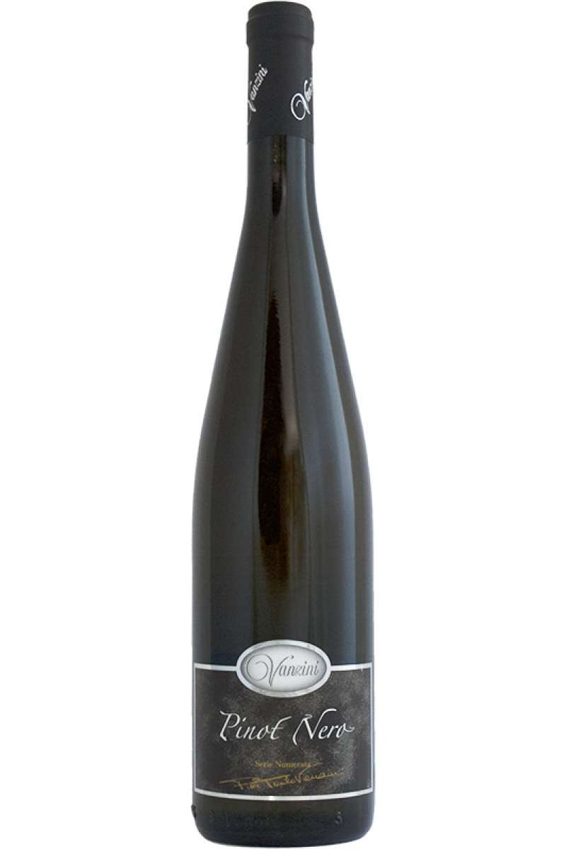 Pinot Nero, Vinificato Bianco, Azienda Vanzini, Oltrepò Pavese DOC, Pavia, Lombardy, Italy, 2015
