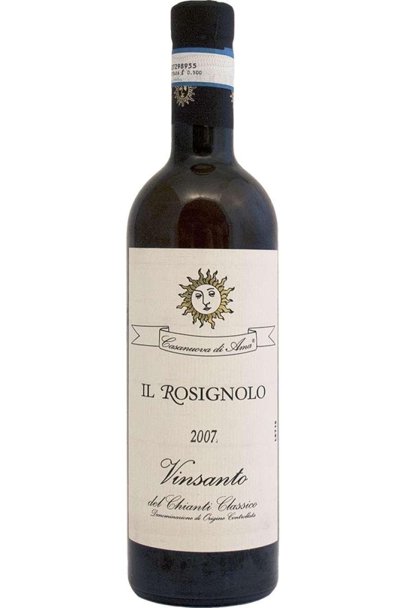 Vinsanto del Chianti Classico, Il Rosignolo, Casanuova di Ama, Gaiole in Chianti, Italy, 2007 (50cl)