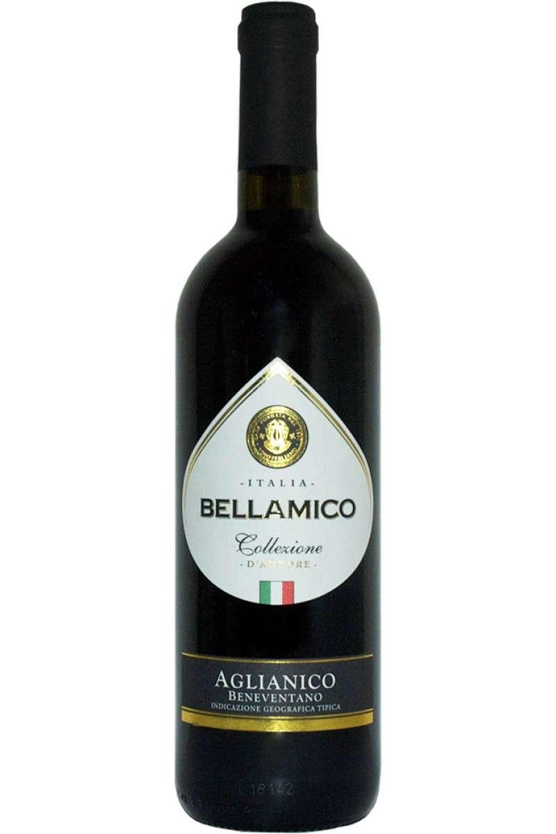 Aglianico del Beneventano, Bellamico, IGT, Campania, Italy, 2016